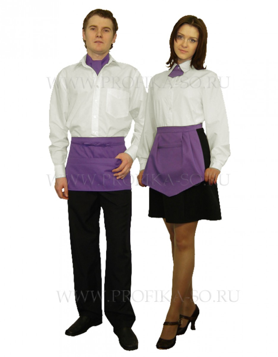 Пошив униформы Форма для официантов