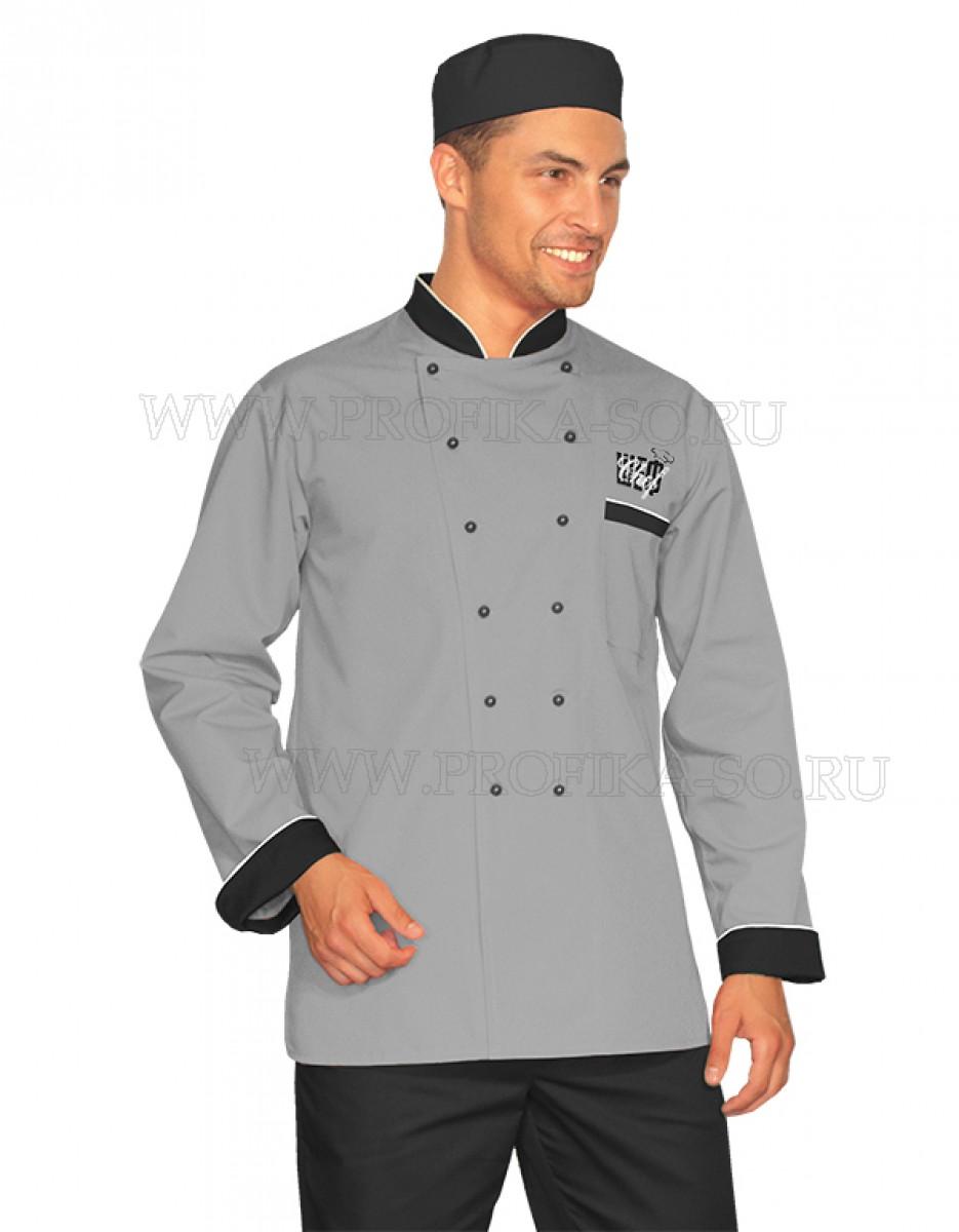 """Одежда для поваров. Китель поварской """"Макс"""""""