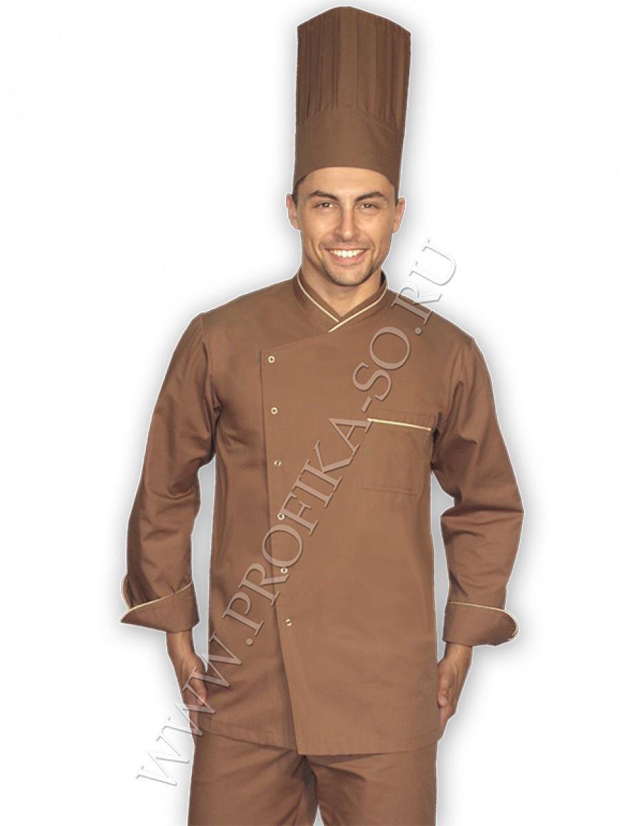 Одежда для поваров куртка повара Блюз