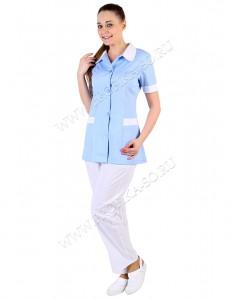 """Модная медицинская одежда.Костюм """"Бэлла"""" для медиков"""