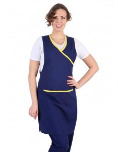 """Униформа для горничной Фартук """"Азалия"""" для персонала сферы услуг"""