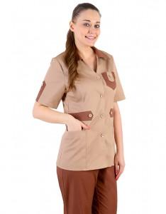 Пошив униформы Блузон Глория форма для персонала
