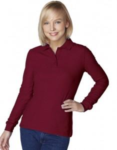 Рубашка-поло женская 04SW