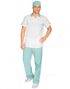 """Медицинские костюмы. Костюм """"Орион"""" для медицинского персонала"""