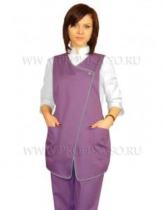 """Качественная униформа для персонала. Фартук """"Суфле"""" для персонала HoReCa"""