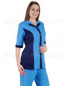 """Форма для персонала, костюм """"Глазурь"""" для горничных и техперсонала."""