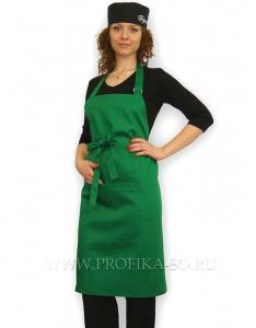 """Униформа для персонала Фартук """"Стандарт"""" форма для официанта"""