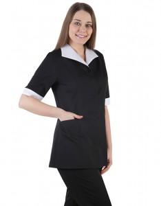 """Пошив униформы для персонала гостиниц , костюм """"Верона"""" для горничных и техперсонала."""