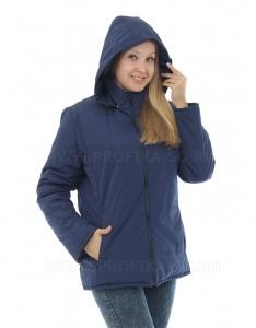 Форма для персонала. Утепленная куртка для сферы услуг.