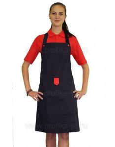 """Одежда для персонала. Фартук для горничной """"Лира"""""""