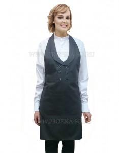 """Униформа для официантов. Фартук официанта """"Чарли"""""""