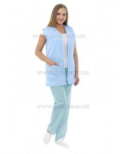"""Медицинские костюмы. Костюм медсестры  """"Оливия"""""""