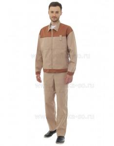 """Пошив спецодежды. Куртка для технических  служб """"Ампир"""""""