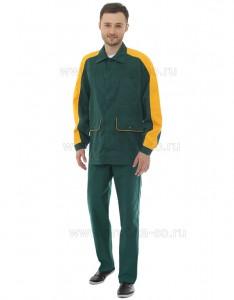"""Пошив спецодежды. Куртка для технических  служб """"Ярослав"""""""