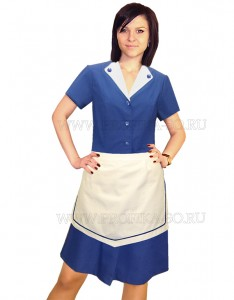 Форма для персонала форма горничной платье Катюша