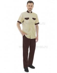 Корпоративная одежда для продавцов магазина
