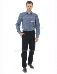 Корпоративная одежда для продавцов промышленных товаров