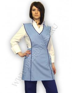 """Одежда для персонала Фартук """"Амалия"""" для горничных"""