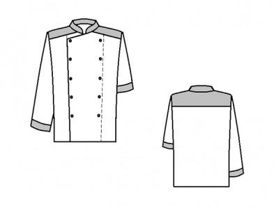 """Куртка  повара """"Жан"""""""