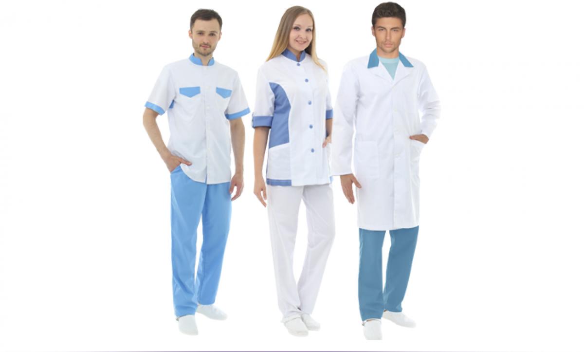 Медицинская одежда купить костюмы для медработников в