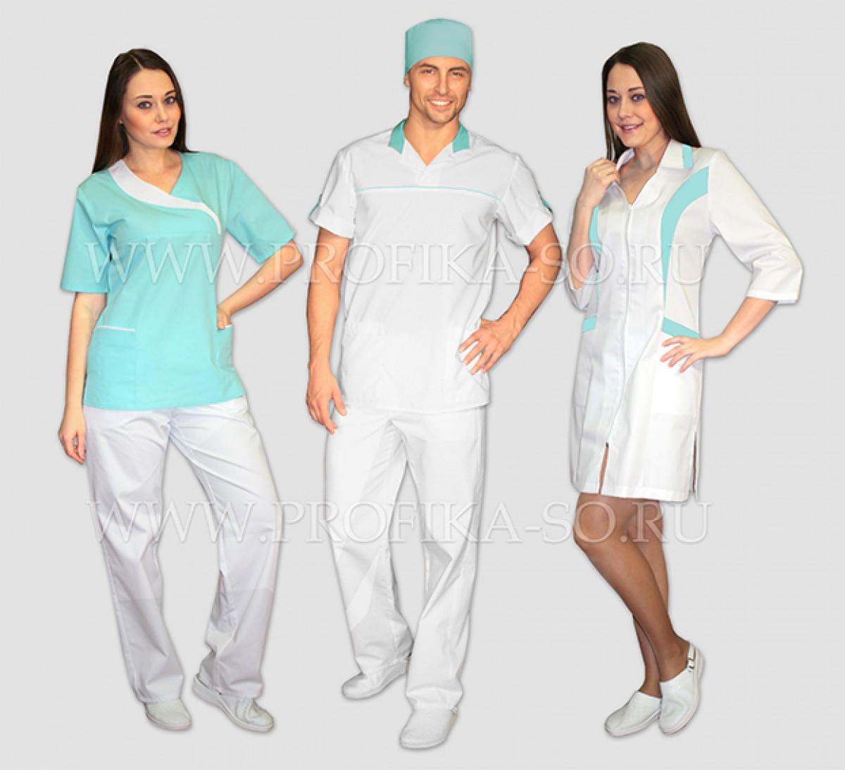 Как сшить медицинскую пижаму 10