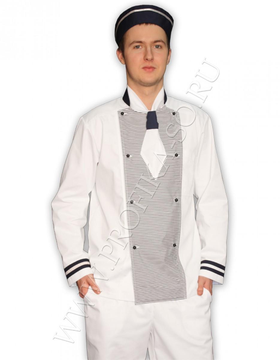 """Куртка  повара жен.""""Люкс"""""""