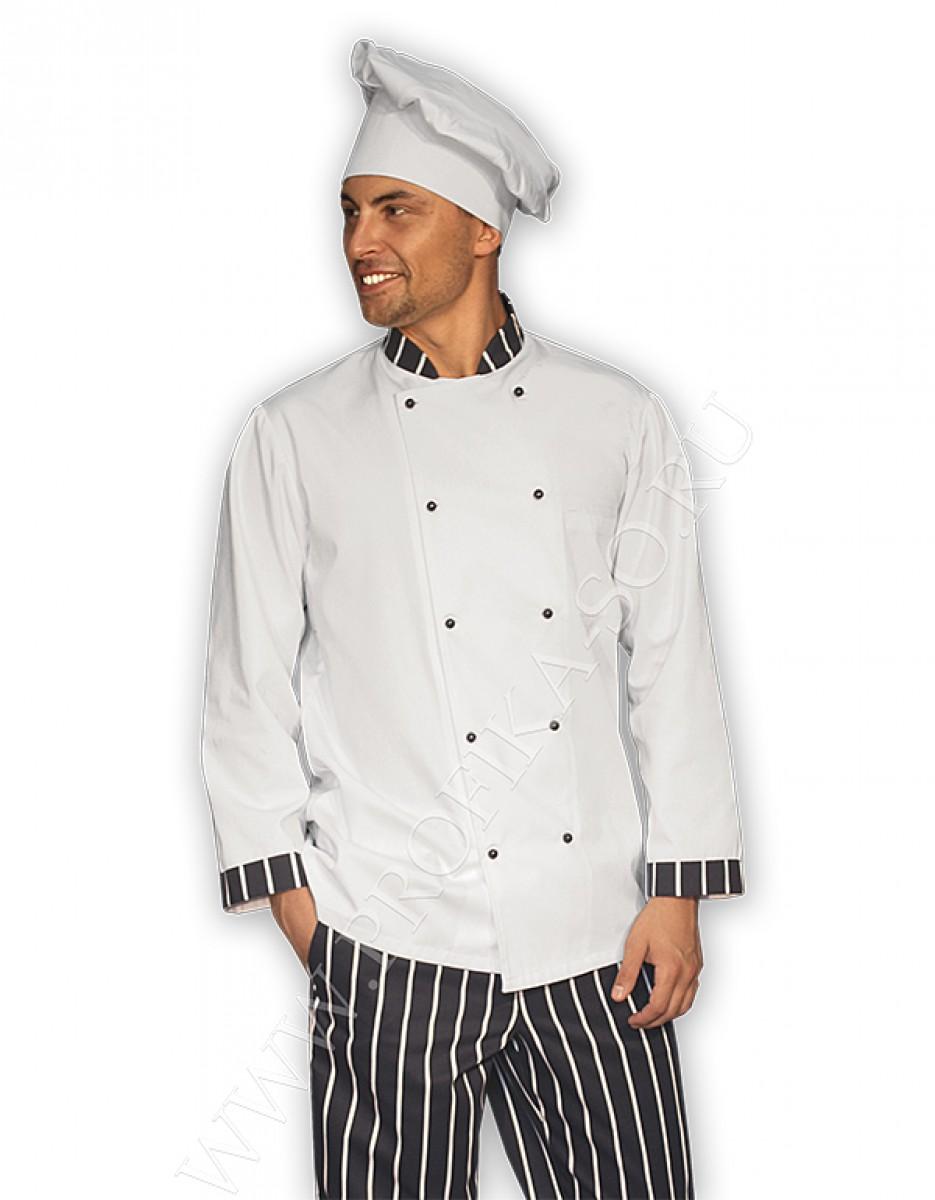 """Одежда для поваров.Поварская куртка """"Альфа"""""""