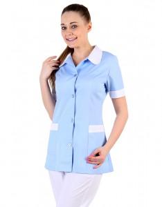 """Модная медицинская одежда.Блузон """"Бэлла"""" для медицинского персонала"""