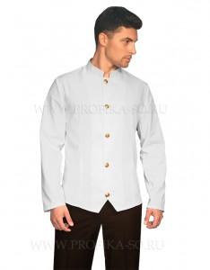 Одежда для персонала ресторана китель Денис для выездного обслуживания