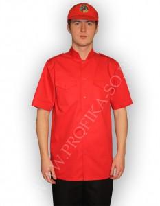"Форма для поваров рубашка ""Пунш"" для персонала ресторана"