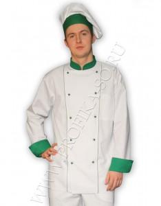 """Спецодежда для поваров куртка повара """"Смак"""""""