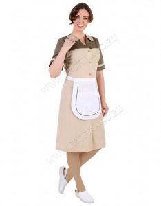 Пошив униформы для персонала гостиниц Платье Тамара