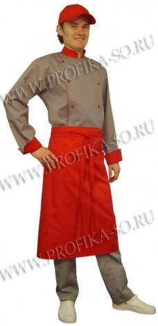Пошив одежды для поваров.
