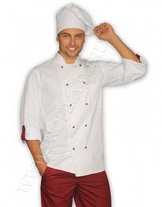 Одежда для персонала Форма для поваров куртка повара